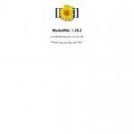 MediaWikiをXserverにインストールする